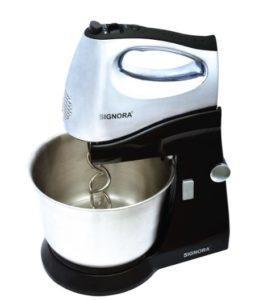 Mixer W Bowl